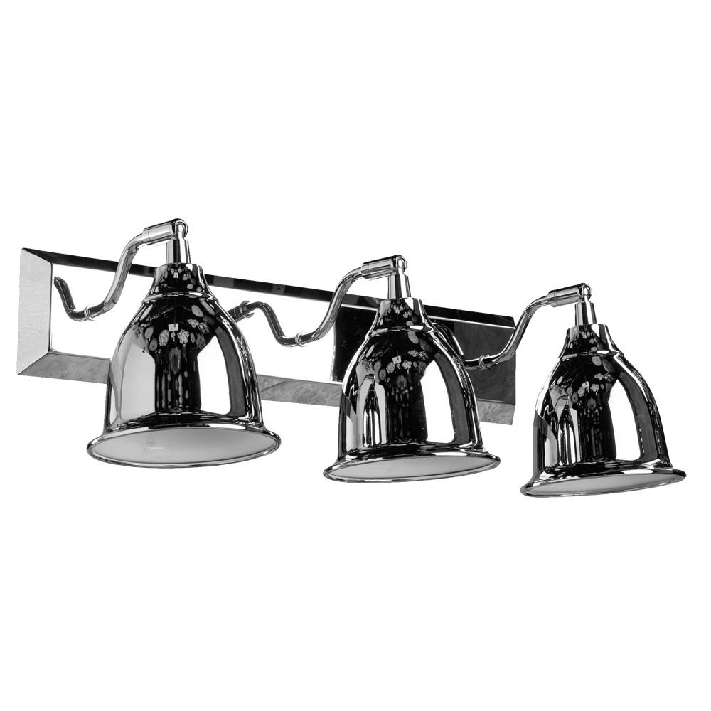 Настенно-потолочный светильник Arte Lamp A9557AP-3CC, E14, 40 Вт