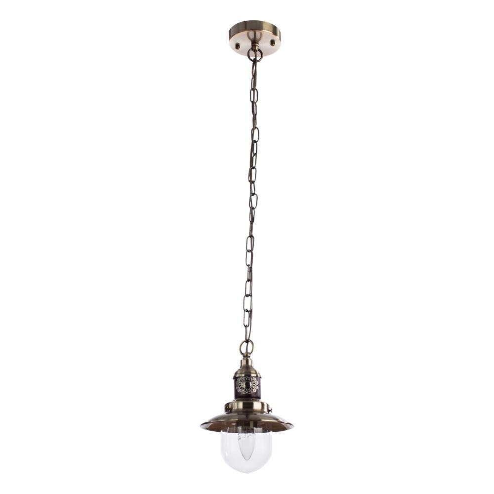 Подвесной светильник Arte Lamp A4524SP-1AB, E27, 60 Вт