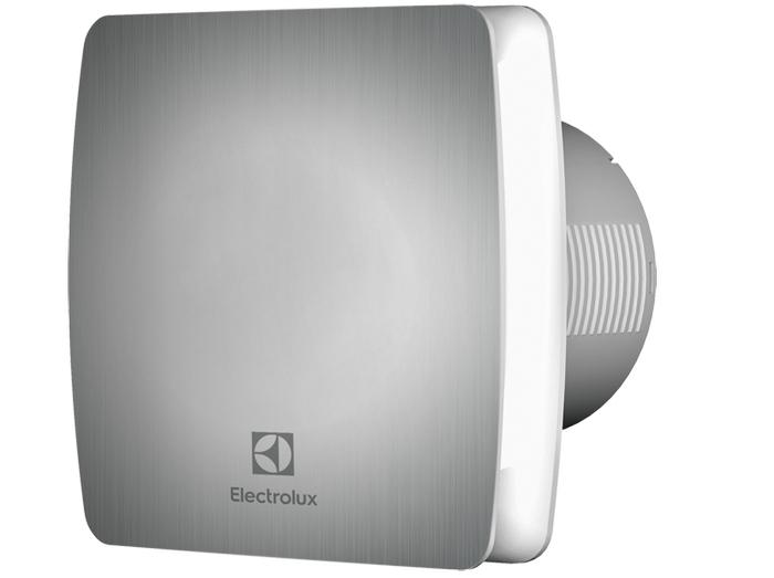 Вентилятор Electrolux ArgentumEAFA-100Tстаймером, серебристый сменная панель e rp 150 steel для вентилятора electrolux