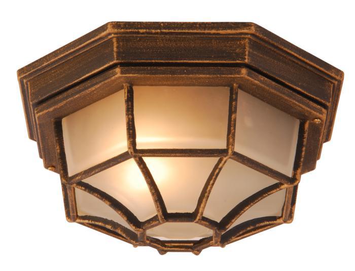 Уличный светильник Globo New 31213, бронза цены
