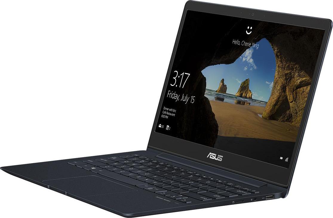 Ноутбук ASUS ZenBook 13 UX331FAL 90NB0KD3-M00800, синий wi fi адаптер asus usb ac56