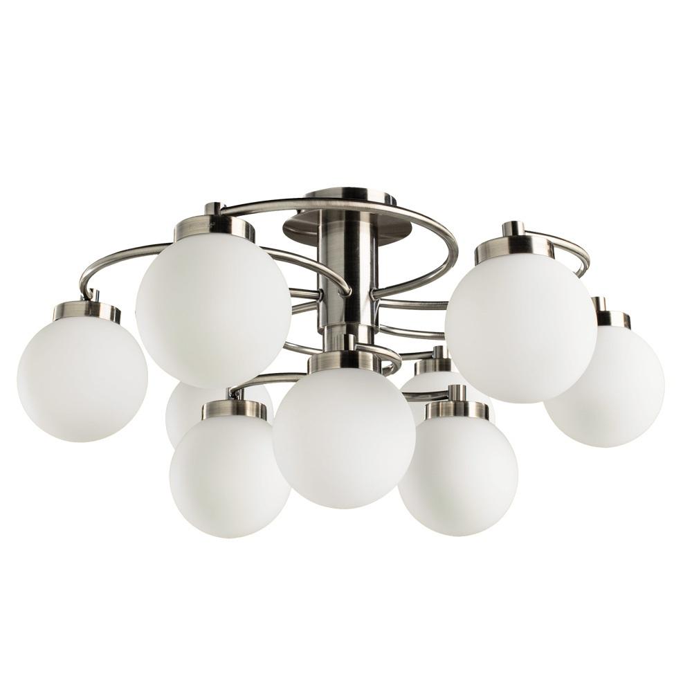 Потолочный светильник Arte Lamp A8170PL-9AB, E14, 40 Вт цена