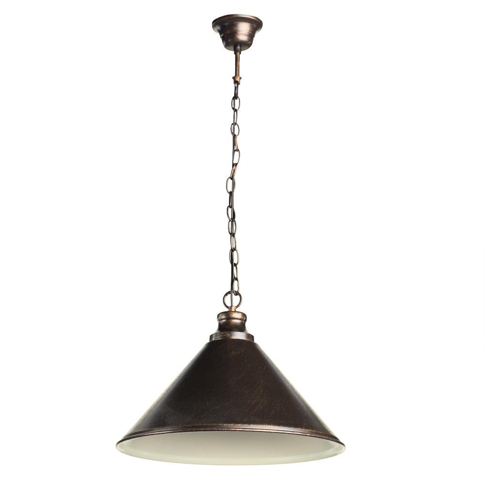 Подвесной светильник Arte Lamp A9330SP-1BR, E27, 75 Вт arte lamp подвесной светильник arte lamp galata a3030sp 1br