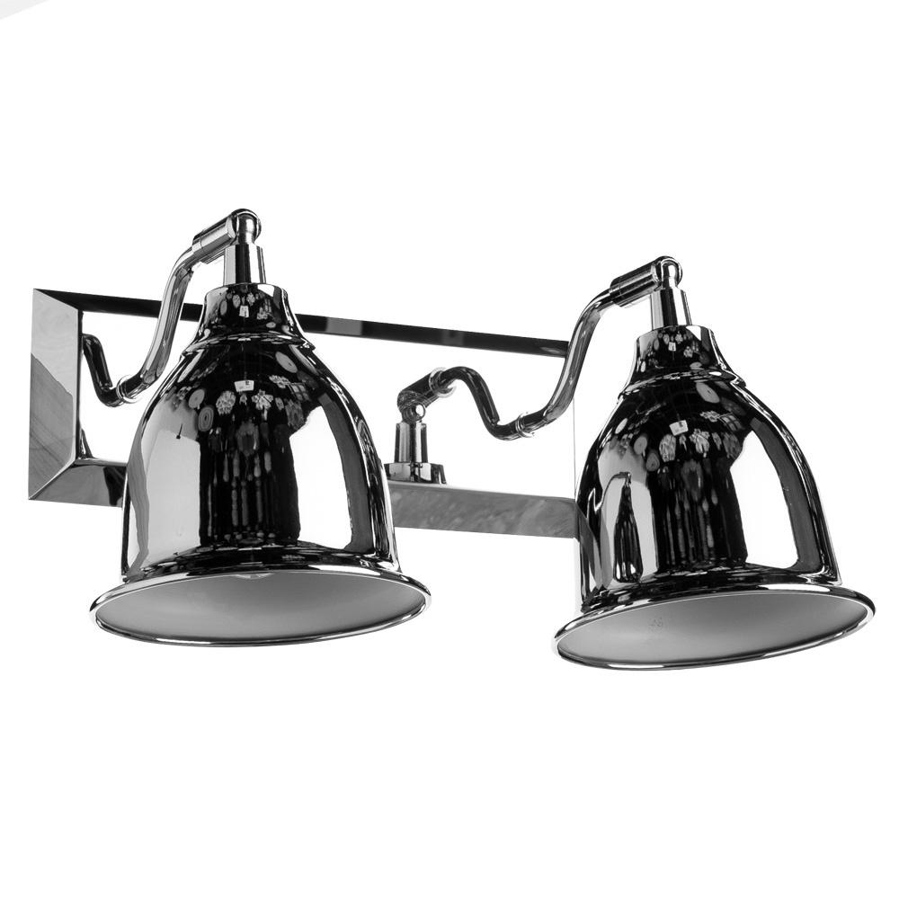 Настенно-потолочный светильник Arte Lamp A9557AP-2CC, E14, 40 Вт цена 2017