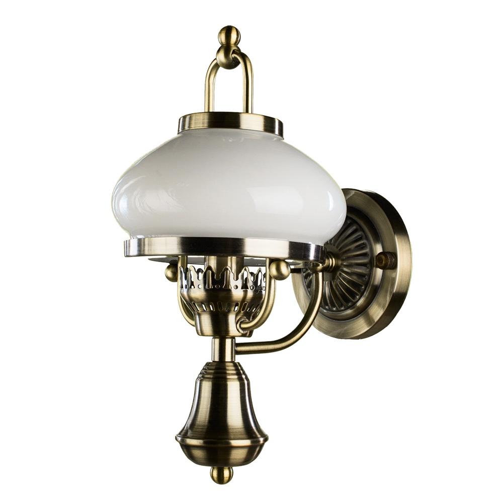 цена на Бра Arte Lamp A3560AP-1AB, E14, 40 Вт