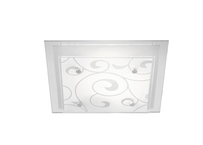 Потолочный светильник Globo New 48062-2, серый металлик