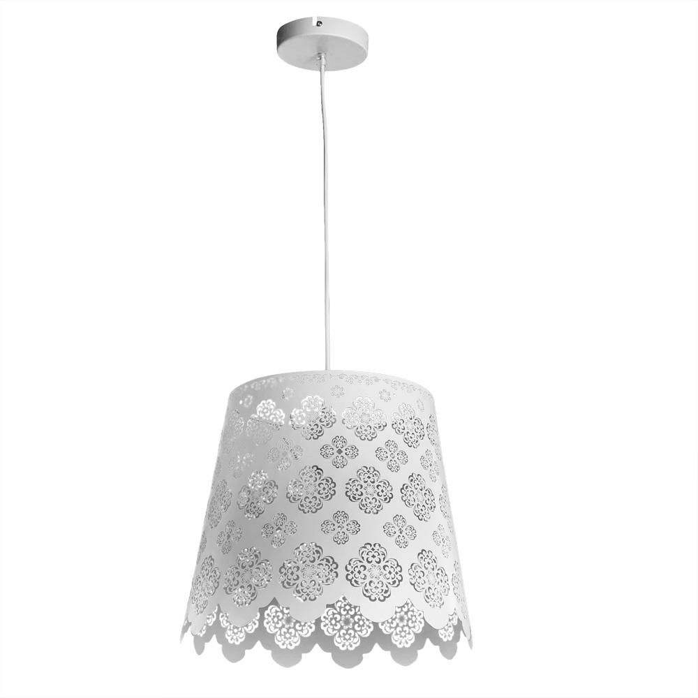 купить Подвесной светильник Arte Lamp A2030SP-1WA, белый по цене 3500 рублей
