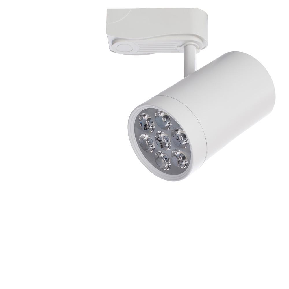 Настенно-потолочный светильник Arte Lamp A6107PL-1WH, белый светильник спот трековый artelamp track lights a6107pl 1wh