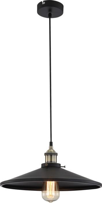 Подвесной светильник Globo New 15060, черный светильник подвесной