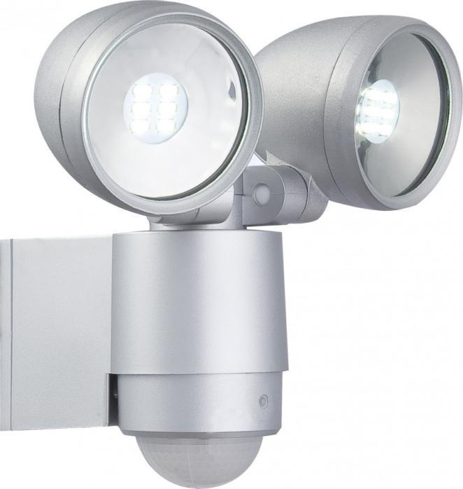 Уличный светильник Globo New 34105-2S, серебристый уличный настенный светильник globo 34105 2s