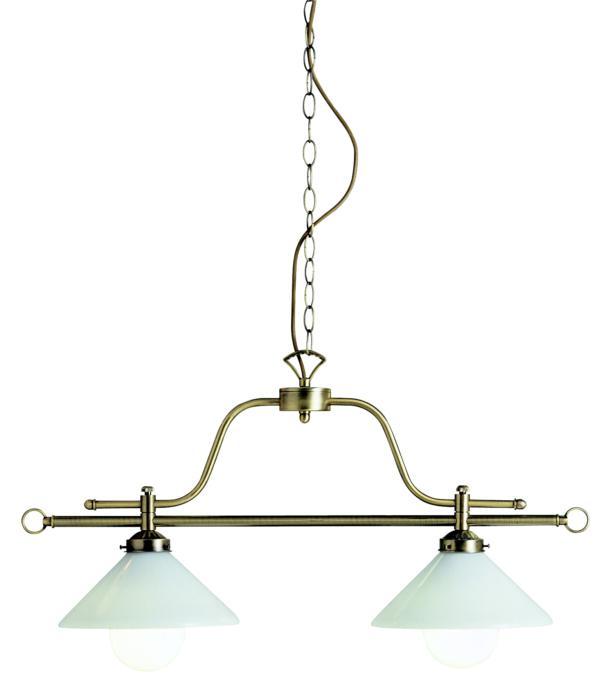 Подвесной светильник Globo New 6870-2, бронза цены онлайн