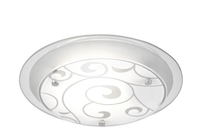Настенно-потолочный светильник Globo New 48060, серый металлик цена 2017