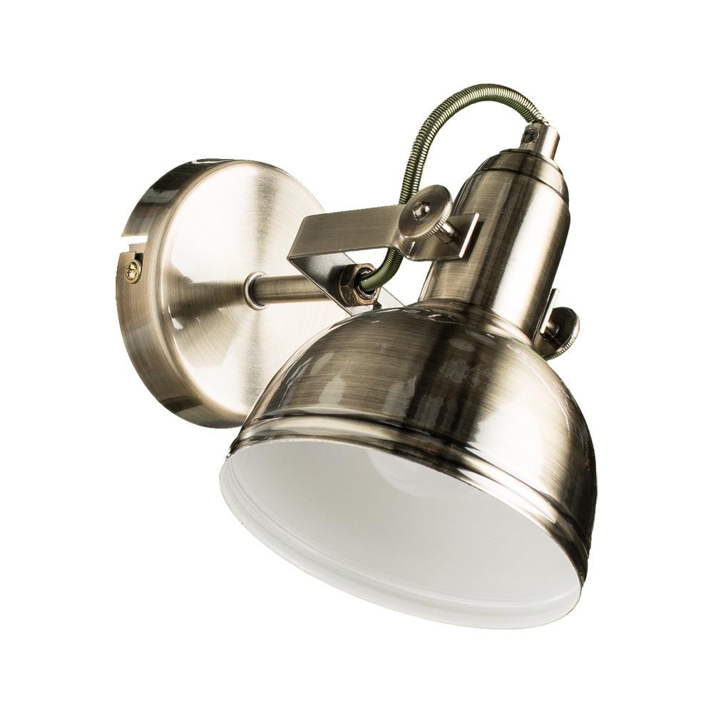 Настенно-потолочный светильник Arte Lamp A5213AP-1AB, E14, 40 Вт