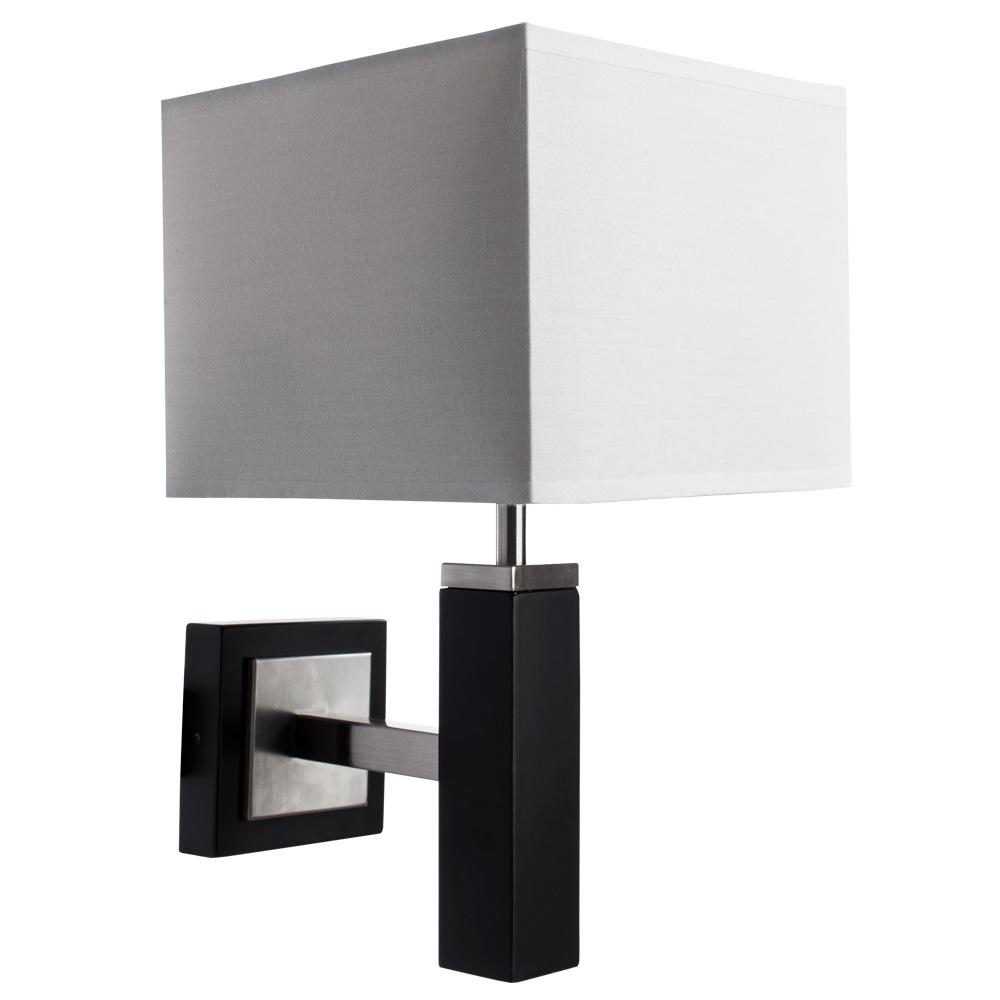 Бра Arte Lamp A8880AP-1BK, черный