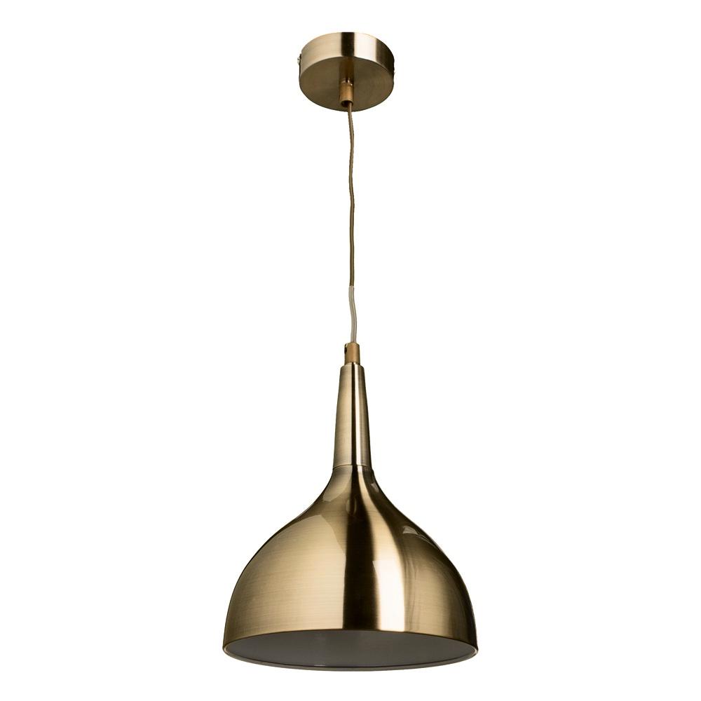 Подвесной светильник Arte Lamp A9077SP-1AB, бронза