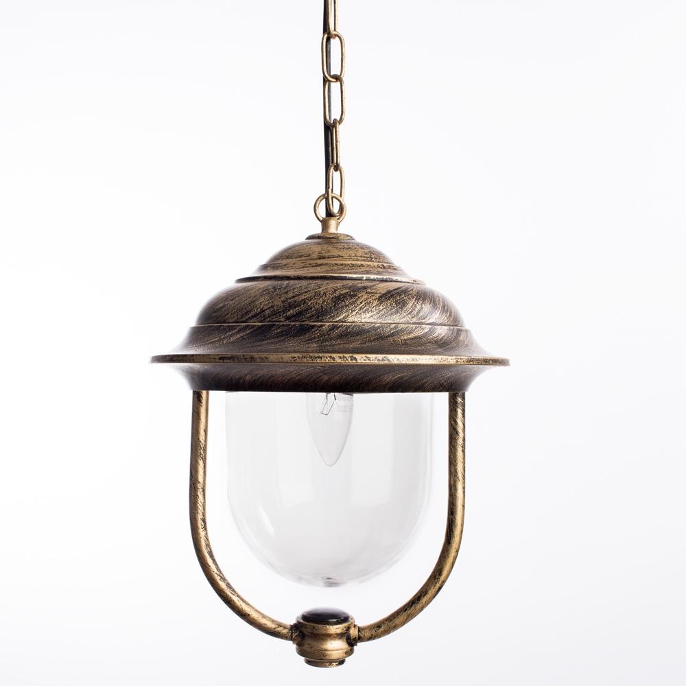 Уличный светильник Arte Lamp A1485SO-1BN, черный уличный подвесной светильник arte lamp genova a1205so 1bn