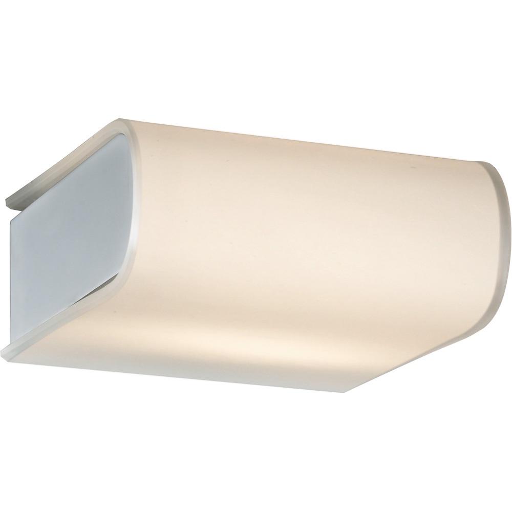 Настенный светильник Arte Lamp A8856AP-1CC, серый металлик цены