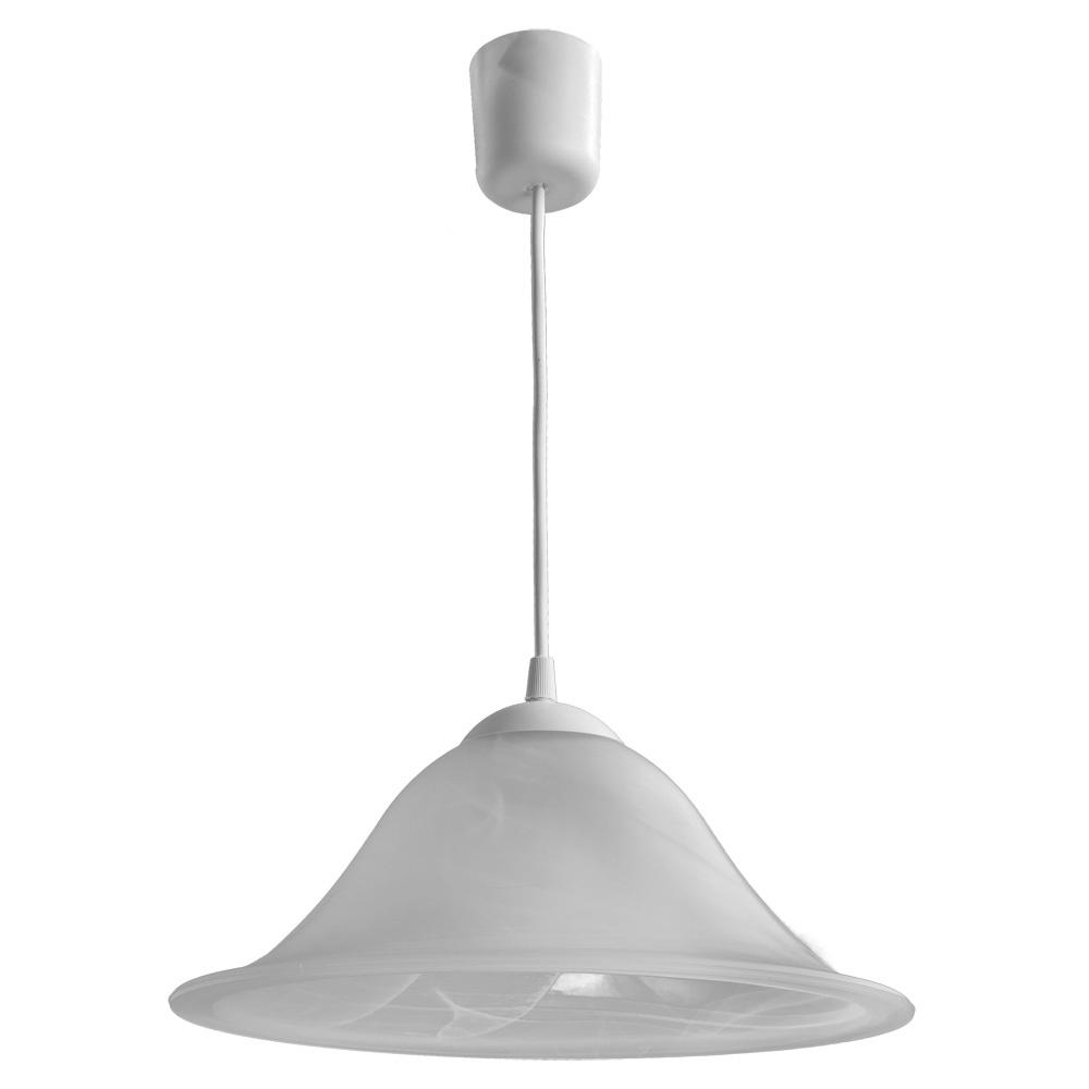 Подвесной светильник Arte Lamp A6430SP-1WH, E27, 60 Вт подвесной светильник flower pot 2 диаметр 23