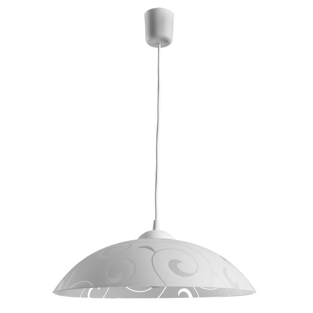 Подвесной светильник Arte Lamp A3320SP-1WH, белый цена 2017