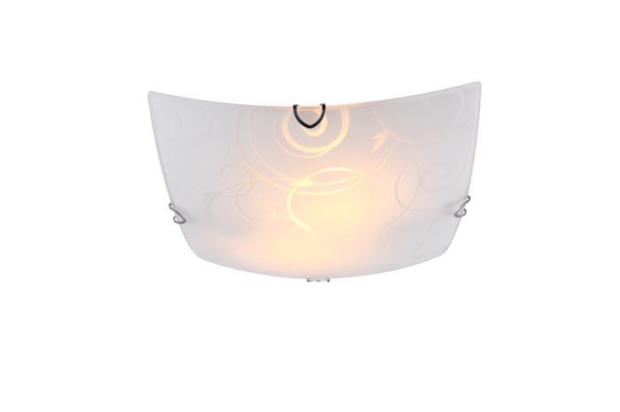 цена на Потолочный светильник Globo New 40491-2, серый металлик