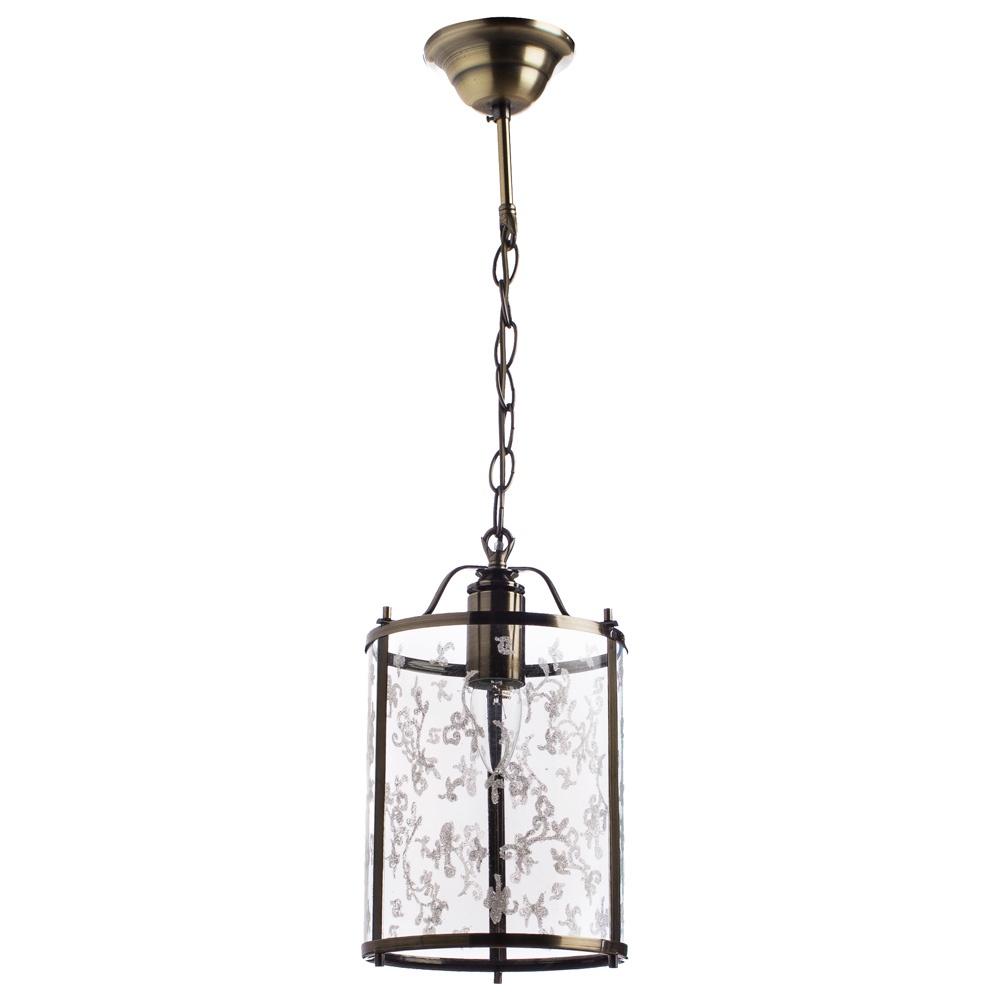 Подвесной светильник Arte Lamp A8286SP-1AB, E27, 60 Вт