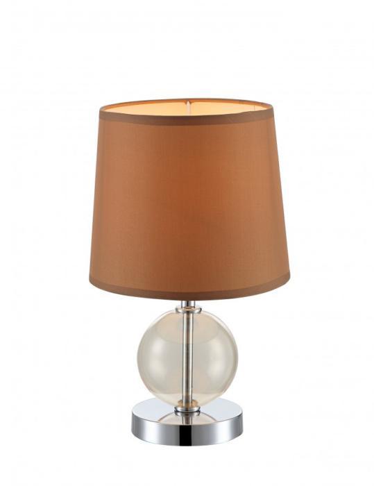 купить Настольный светильник Настольный светильник 21668, E14, 40 Вт по цене 2190 рублей