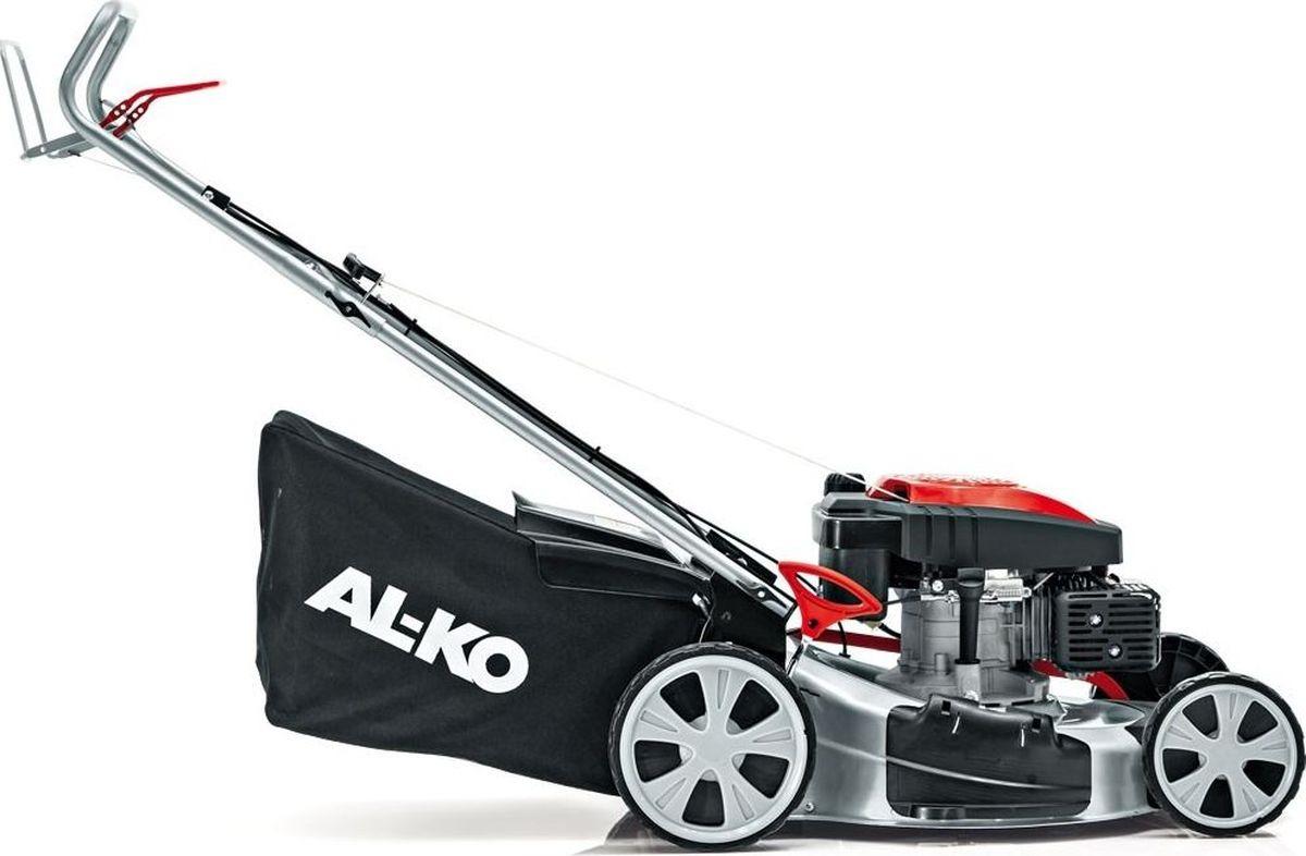 Бензиновая газонокосилка AL-KO Easy 5.1 SP-S газонокосилка бензиновая al ko highline 51 8 sp a