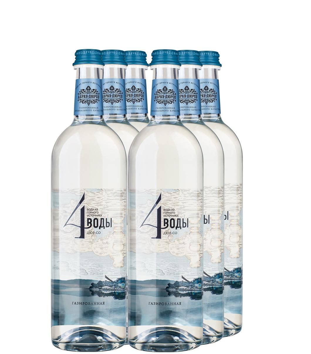 Вода Абрау-Дюрсо 81001, 1411