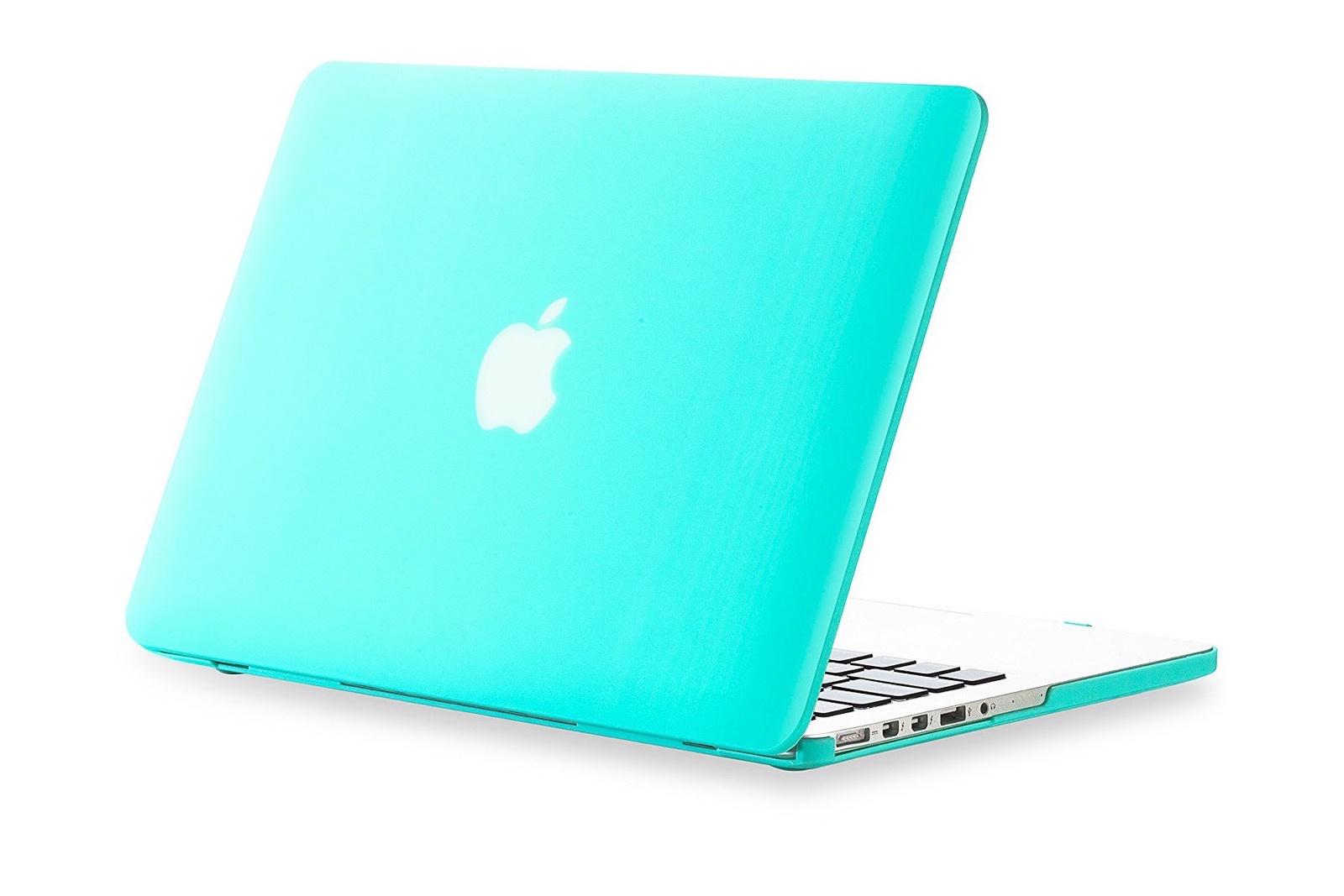 Чехол для ноутбука Gurdini накладка пластик матовый 220216 для Apple MacBook Retina 13