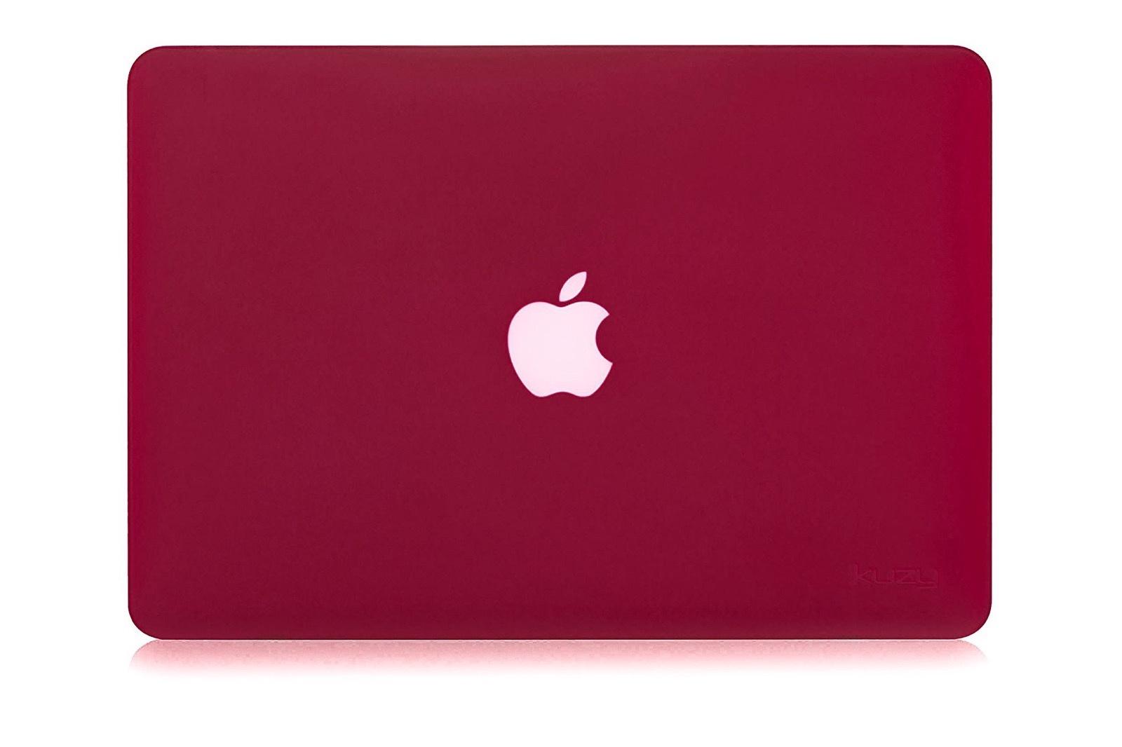 Чехол для ноутбука Gurdini накладка пластик матовый 900142 для Apple MacBook Retina 13