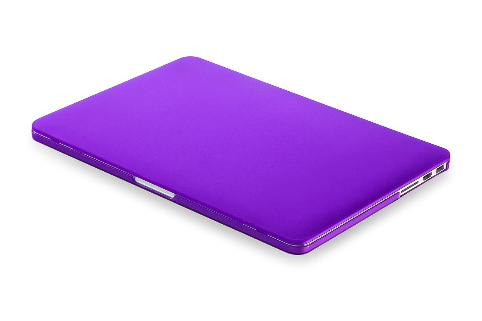 Чехол для ноутбука Gurdini накладка пластик матовый 220108 для Apple MacBook Retina 13