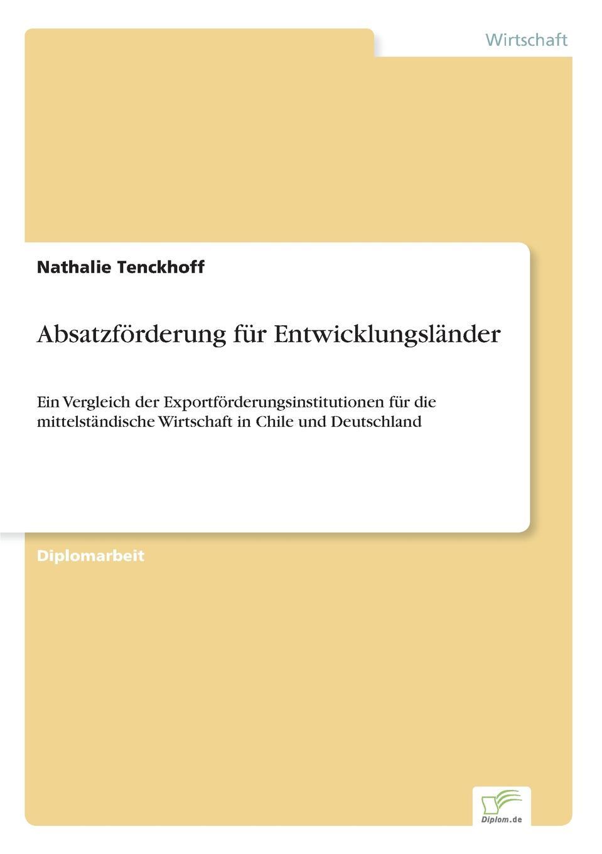 Nathalie Tenckhoff Absatzforderung fur Entwicklungslander der weg zuruck