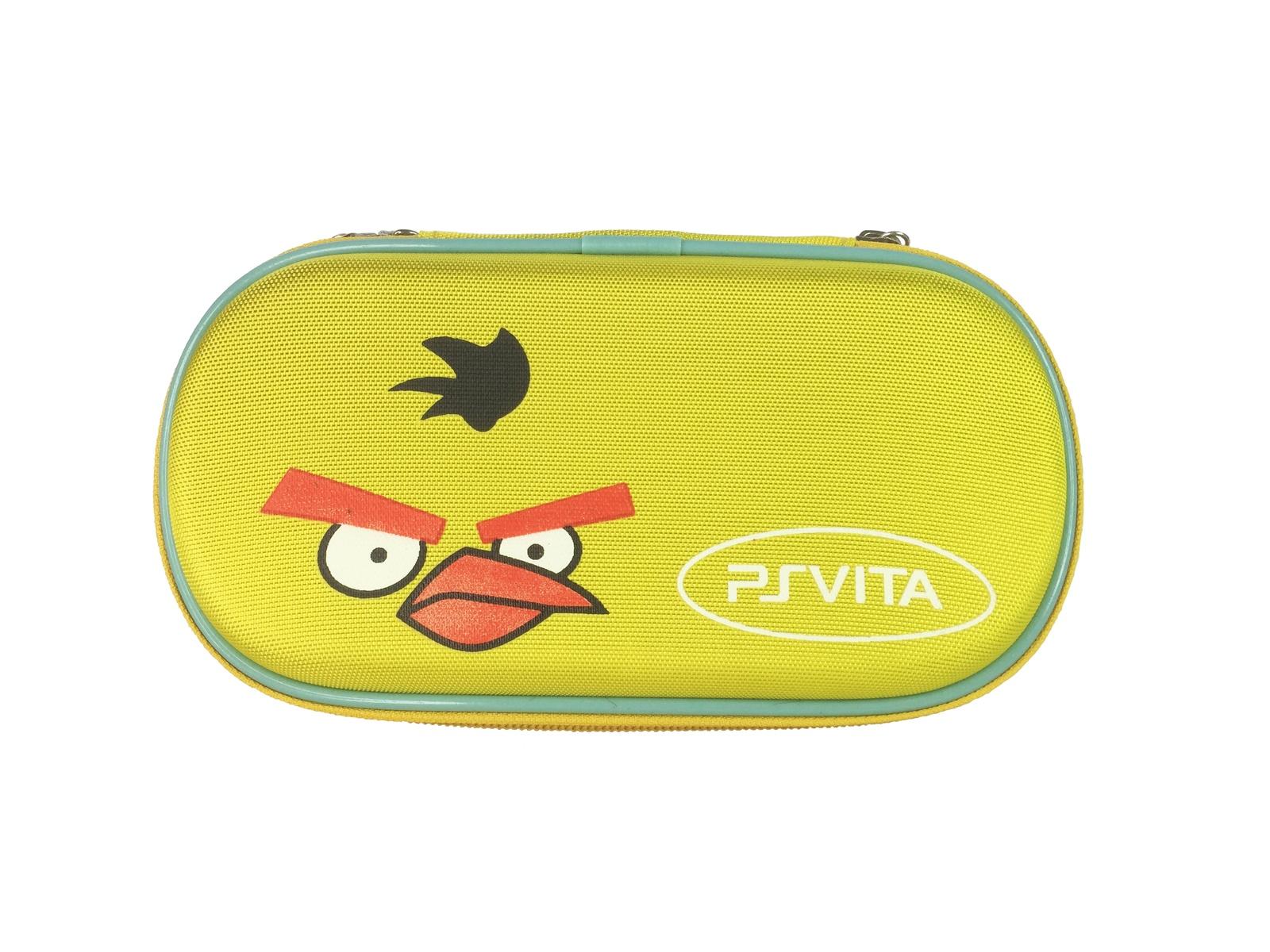 Чехол для игровой приставки Hori PSV-225, желтый игры для игровой приставки denn