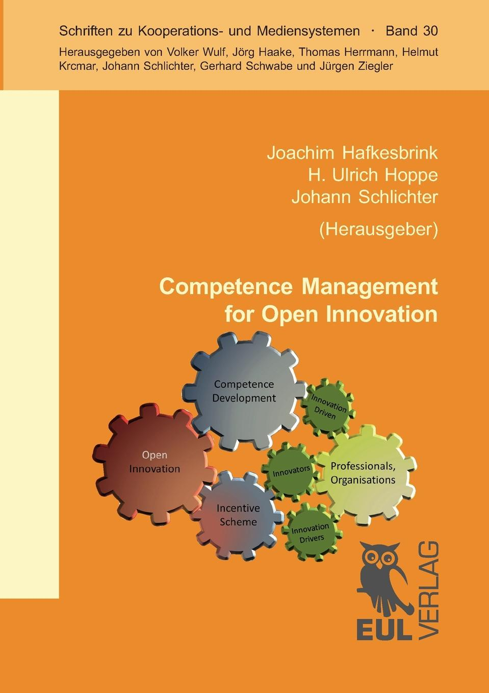 Competence Management for Open Innovation design process and innovation