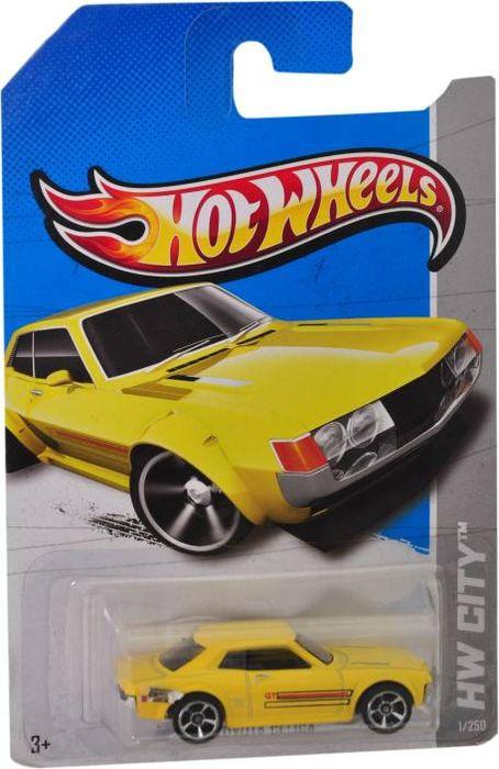 """Машинка Hot Wheels """"Базовая машинка"""", C4982, в ассортименте"""