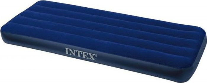 Матрас надувной Intex Classic Downy Bed, 68950, 76 х 191 х 22 см