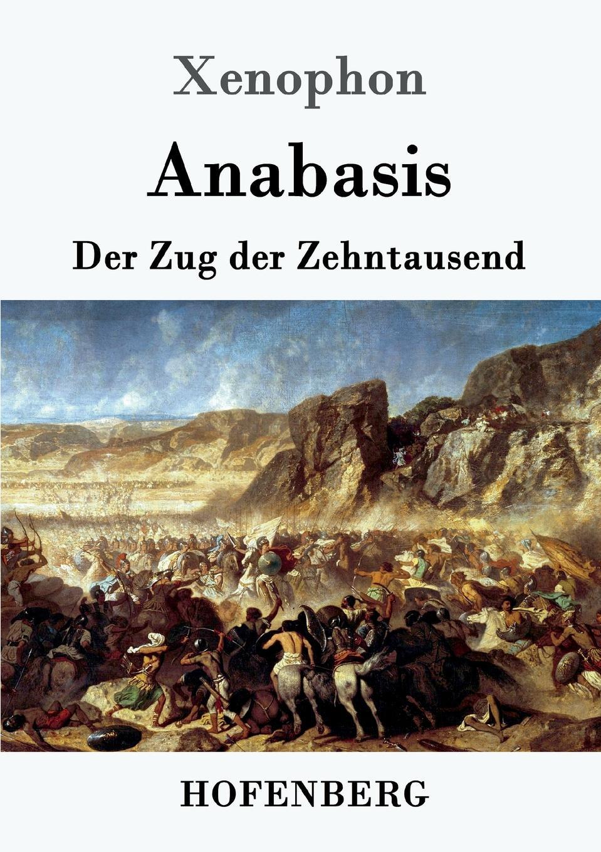Xenophon Anabasis max oberbreyer der burgerkrieg von julius casar