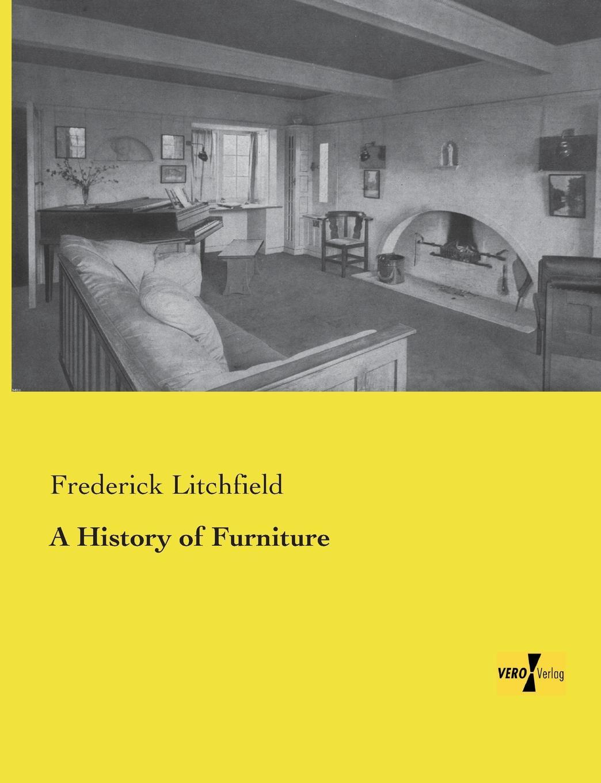 Frederick Litchfield A History of Furniture furniture queenstown