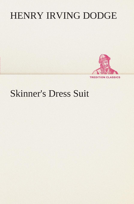 Henry Irving Dodge Skinner.s Dress Suit grey floral print off the shoulder tigh waist midi dress