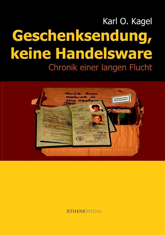 Karl Otto Kagel Geschenksendung, keine Handelsware otto ernst gesund und frohen mutes