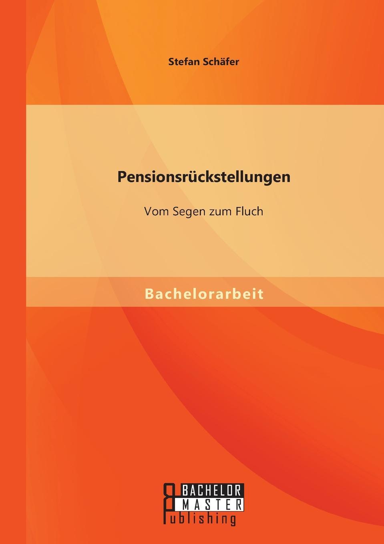 Stefan Schäfer Pensionsruckstellungen. Vom Segen zum Fluch andrea schlenzig die steuerliche behandlung von mitarbeiterbeteiligungen unter berucksichtigung der staatlichen forderung durch das vermogensbeteiligungsgesetz
