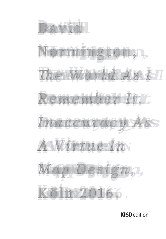 David Normington The World As I Remem.ber It without rezervations the deconstruction of indian identity