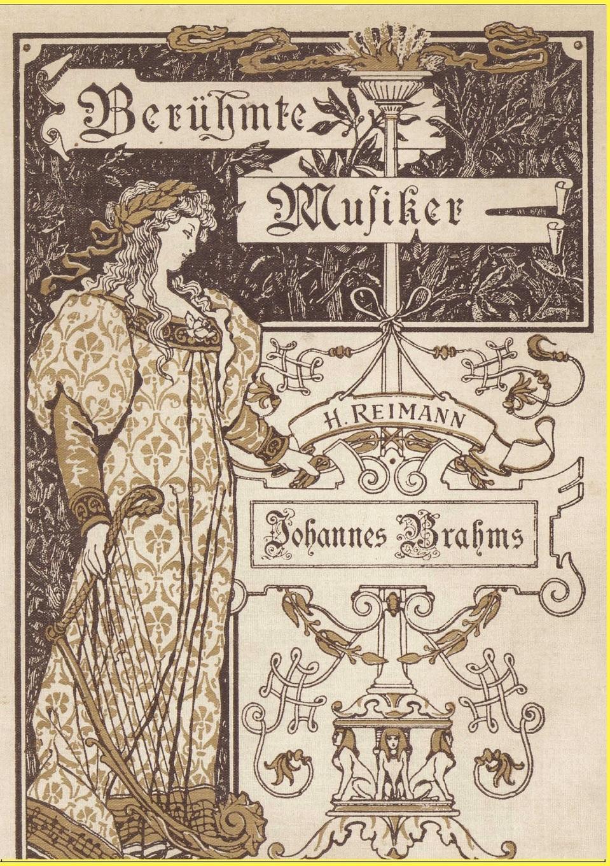Heinrich Reimann Johannes Brahms johannes brahms