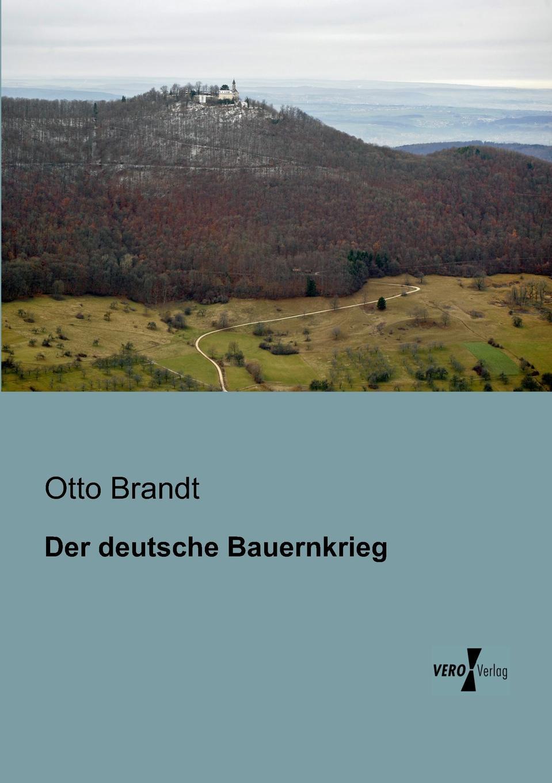 Otto Brandt Der deutsche Bauernkrieg недорго, оригинальная цена