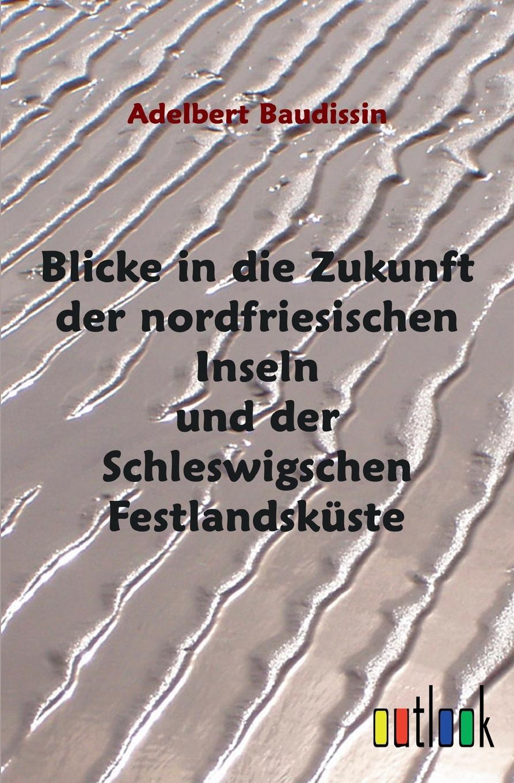 Adelbert Baudissin Blicke in die Zukunft der nordfriesischen Inseln und der Schleswigschen Festlandskuste paul knuth flora der nordfriesischen inseln
