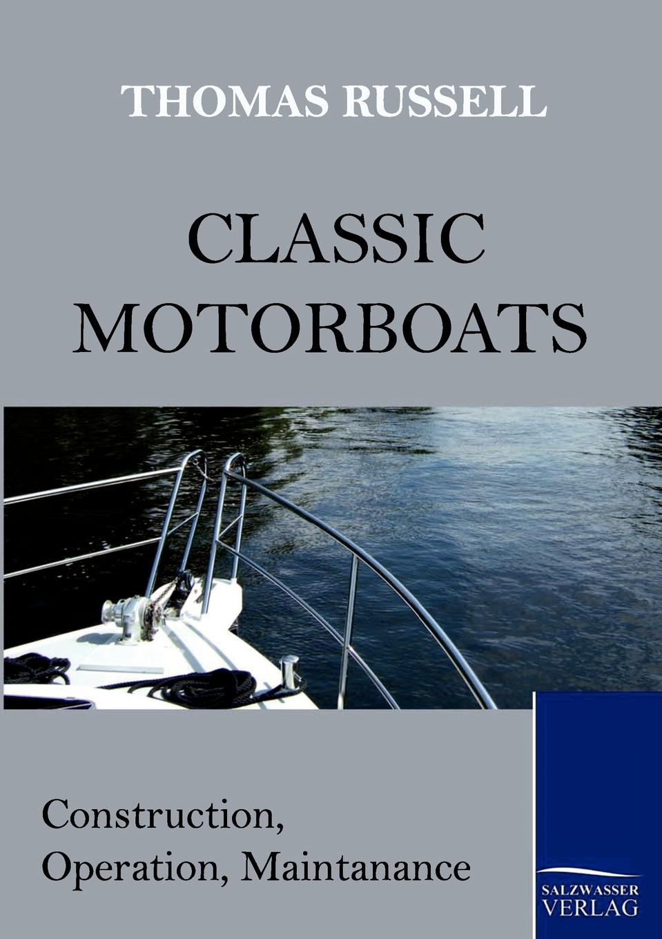 Thomas Russell Classic Motorboats
