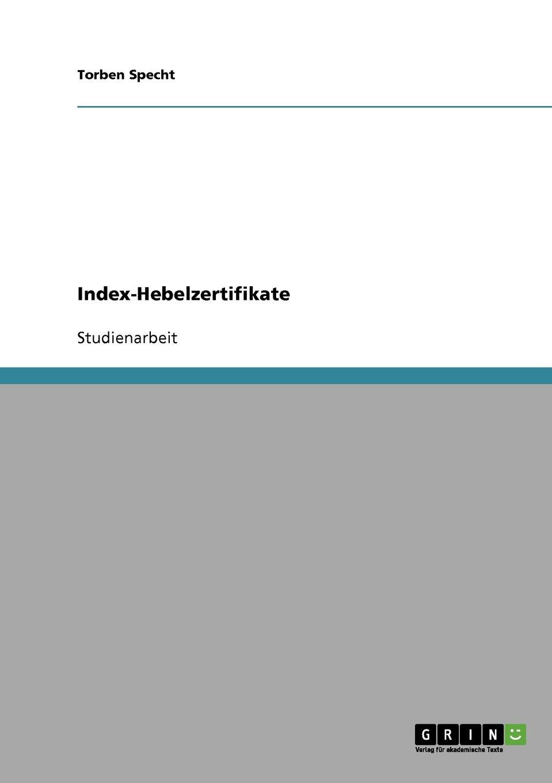Index-Hebelzertifikate Studienarbeit aus dem Jahr 2003 im Fachbereich BWL - Bank, BР?rse...