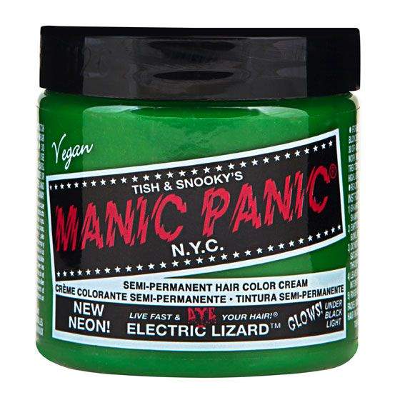 Краска MANIC PANIC Classic Electric Lizard lizard music