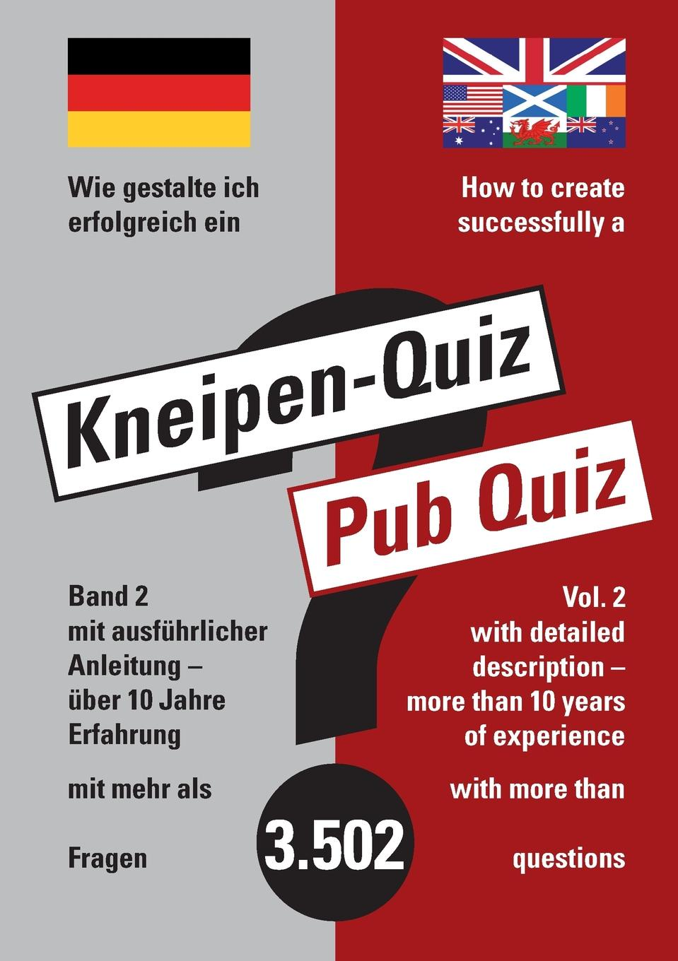 Sabine Marquardt How to create successfully a Pub Quiz