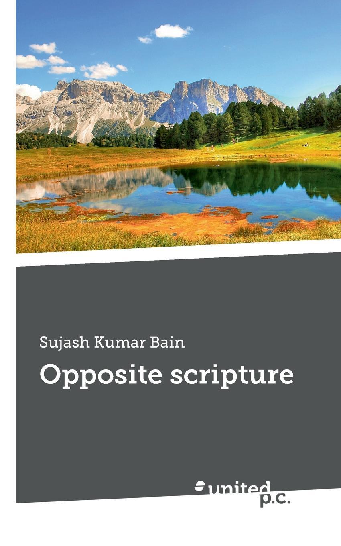 Sujash Kumar Bain Opposite scripture opposite the tourbus